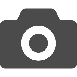カメラのアイコン素材 6
