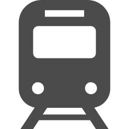 電車の無料アイコン